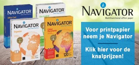 Navigator print papier