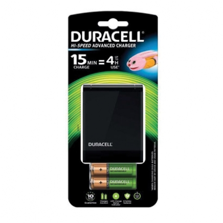 Duracell batterijlader Hi-Speed Advanced Charger