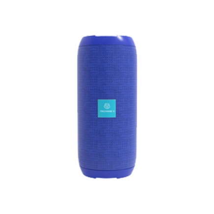 TECHANCY BTS Bluetooth Speaker blauw